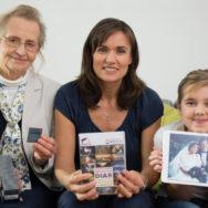 Dias scannen und zum Muttertag Erinnerungen verschenken