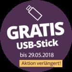 Gratis USB Stick zur Speicherung von digitalisierten Negativen